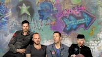 Coldplay on Graffiti - American Express UNSTAGED