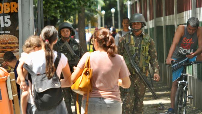 Direitos humanos retrocederam no Brasil