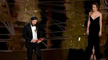 Brie Larson: Not Clapping for Casey Affleck at Oscars 'Speaks for Itself'