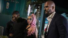 Lady Gaga goes public with new boyfriend at Superbowl