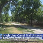 2 Assaults On Women Along High Line Canal Under Investigation