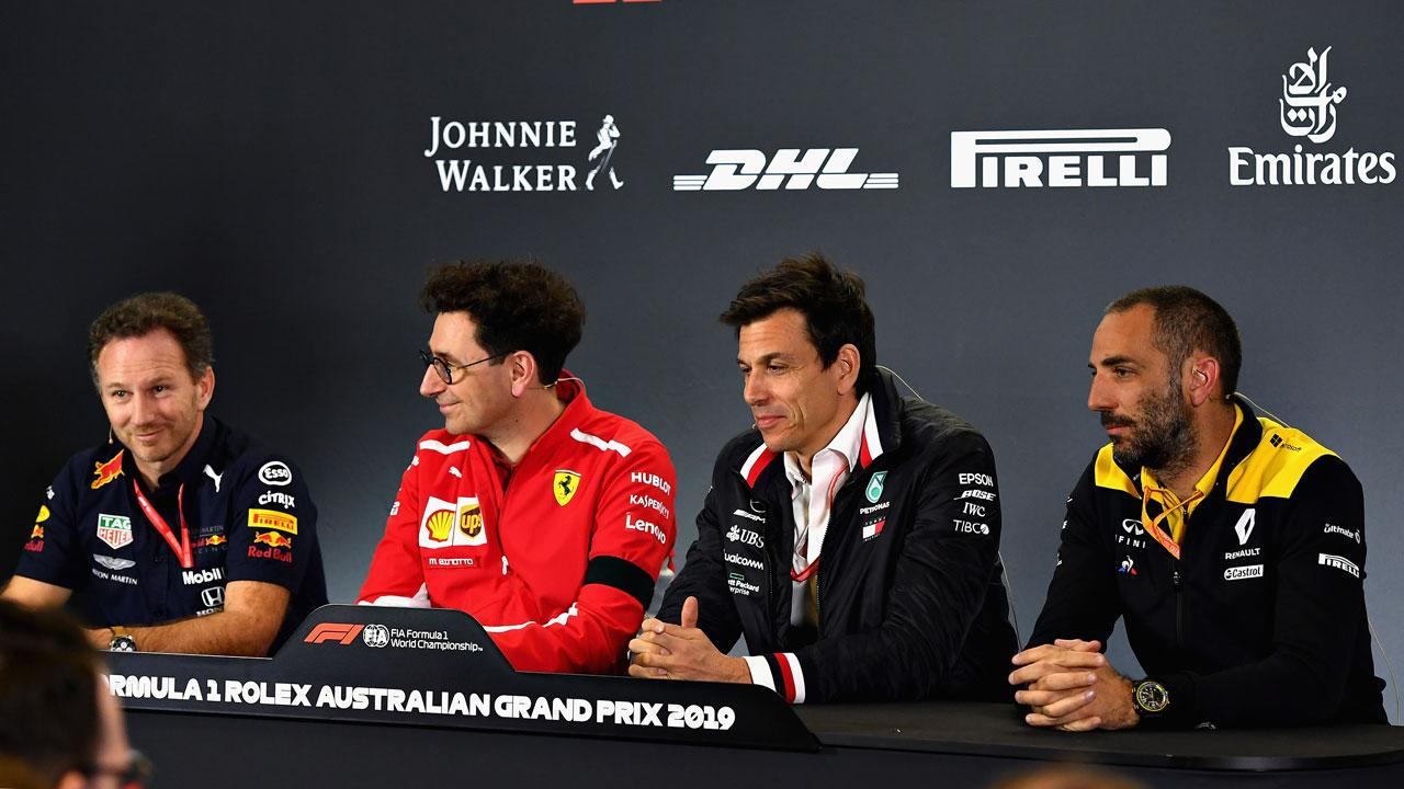 'Might be a fight': F1 bosses expose truth of Netflix doco