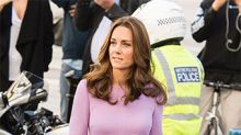 This is what Kate Middleton did after the school run on Tuesday