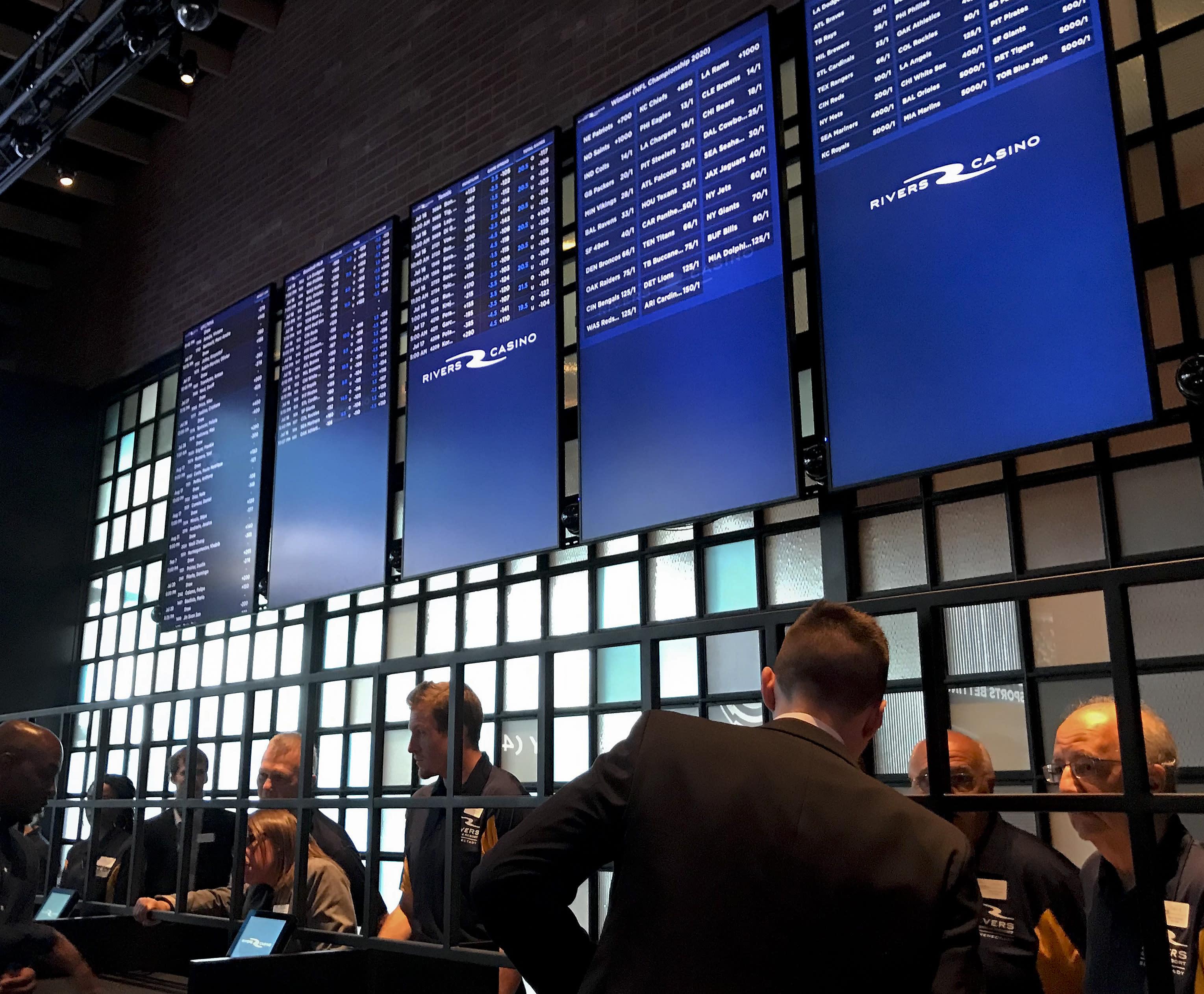 online sports betting new york