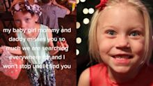 The mother of a missing 5-year-old Tennessee girl appears to have documented the disappearance on TikTok