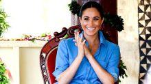 Meghan Markle ganha elogio de Harry no dia de seu aniversário: 'Esposa maravilhosa'