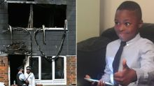 Death of seven-year-old Joel Urhie in south-east London house fire being treated as murder