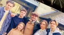 Victoria Beckham Hilariously Rips Husband David's Shiny Teeth: 'Is He Wearing These In For Someone Else?'