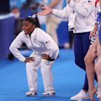 With Simone Biles out, Russia wins women's gymnastics team gold in Tokyo
