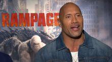 Dwayne Johnson vows that DC's 'Black Adam' is coming soon