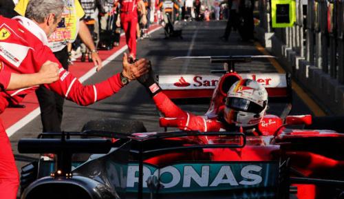 Formel 1: Rotes Leichtgewicht bringt die Erlösung