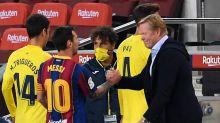 Koeman detalha conversa que teve com Lionel Messi em sua chegada ao Barcelona