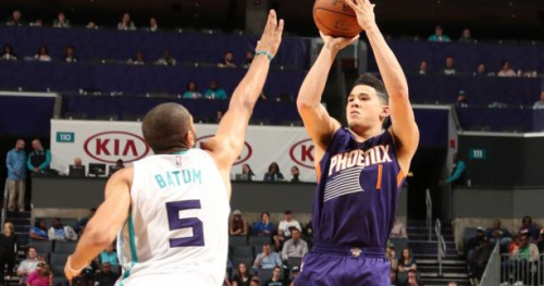 Basket - NBA - Devin Booker, le match d'après
