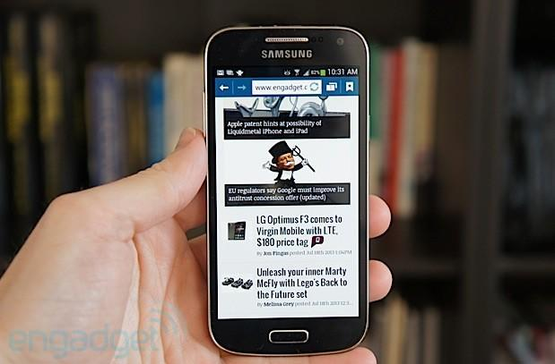Samsung Galaxy S4 Mini coming to four US carriers in November