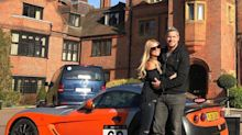 London Is Calling! Christina El Moussa Vacations with New Boyfriend Ant Anstead in England