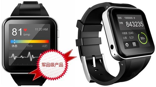 GEAK Watch packs Android, WiFi and a plethora of sensors, claims to be 'world's first true smartwatch'