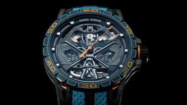 煩惱著沒有手錶能與 Lamborghini Huracan STO 搭配?解決方案來了!