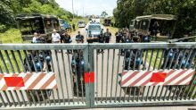 Demonstrators occupy French space station in Guiana