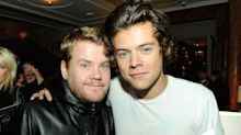 Harry Styles teases 'Gavin and Stacey' Christmas special as he says James Corden has 'sworn him to secrecy'
