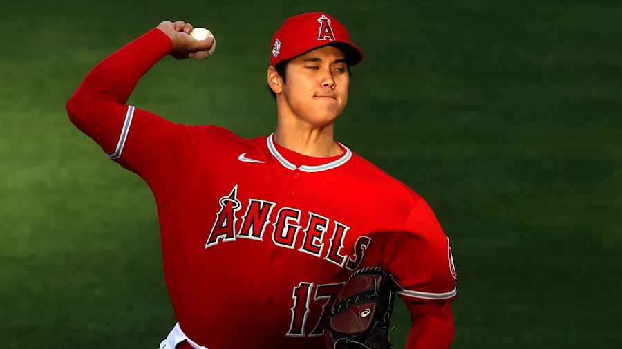 The extra angst of watching Ohtani pitch
