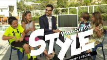Pint-Sized Style: Kids Try to Explain Emmys Fashion