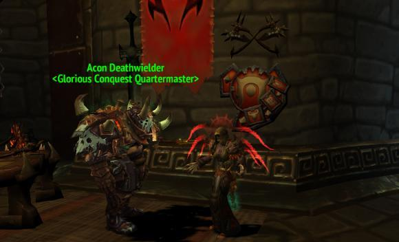 How PvP gear works in Warlords