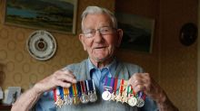 Second World War veteran, 106, left heartbroken after medals stolen for the second time in five years