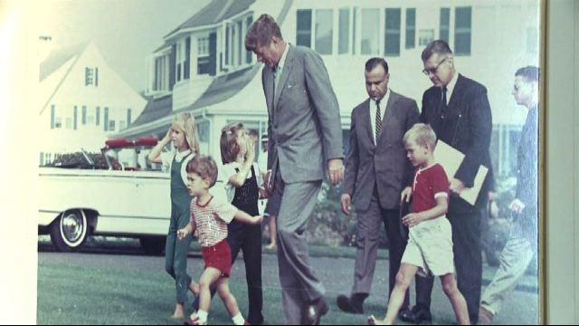 A Cape Cod in mostra le foto dell'ultima estate di Kennedy