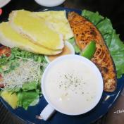 桃園 花間鹿複合式餐廳~排餐級豐富高CP值早午餐