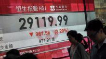 Otra buena jornada de las inmobiliarias impulsa las ganancias del Hang Seng