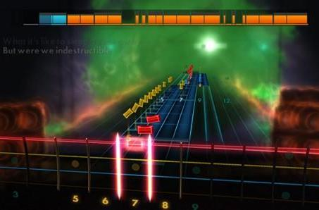 Rocksmith 2014 trailer shows off new Guitarcade games
