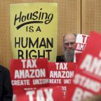 Amazon, Starbucks work to repeal Seattle tax