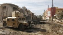 Iraqi forces claim recapture of eastern Mosul after 100 days of fighting