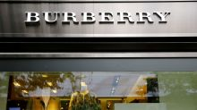 Burberry says new designer bringing buzz back to brand