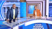 Michael Strahan on How Good Morning America Is More 'Intimidating' Than Being in the NFL