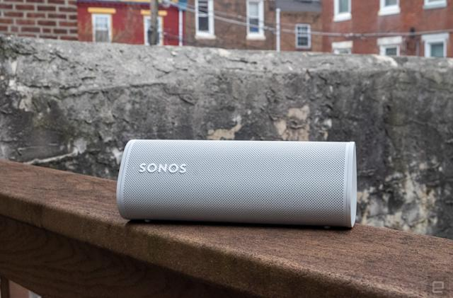ICYMI: We check out the new Sonos Roam portable speaker