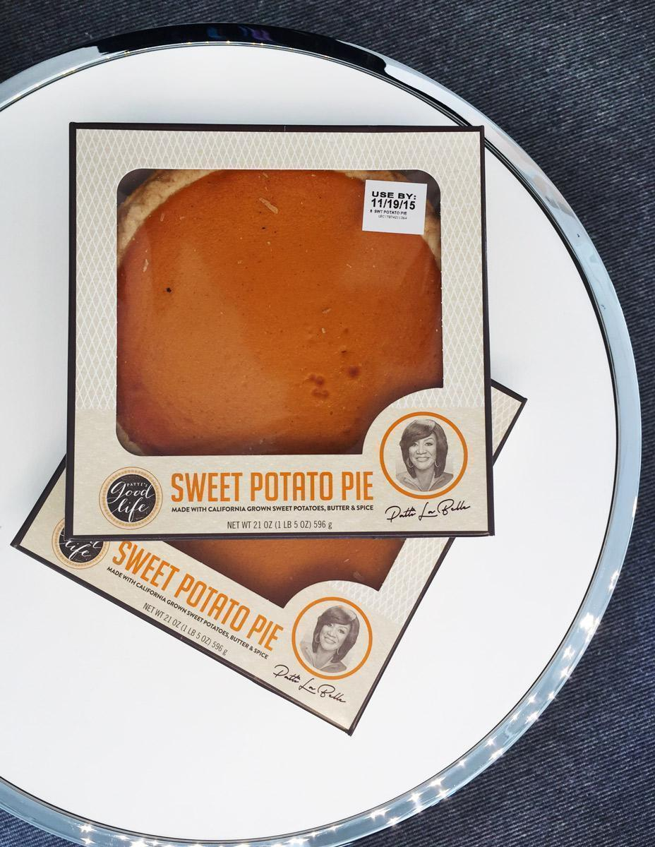 Patti LaBelle's Sweet Potato Pie: How I Got My Hands on One