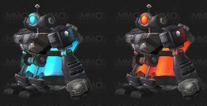 New in-game battle bots connected to Mountain Dew?