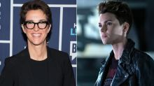 Rachel Maddow is voicing a character on'Batwoman'