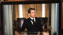 First look: Hugh Grant is STILL PM in Comic Relief's Love Actually sequel