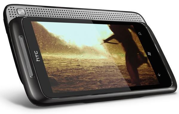 HTC 7 Surround graces AT&T with a slideout speaker, Windows Phone 7 credentials