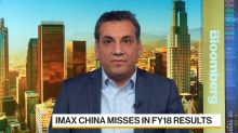 IMAX China 'Strongly Encouraged and Optimistic' About Prospects, CFO Says