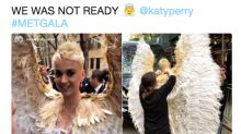 These tweets perfectly sum up the Met Gala 2018 red carpet