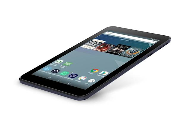 Barnes & Noble debuts $50 Nook tablet to take on Amazon