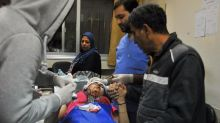 "Israel realiza un ""ataque a gran escala"" contra Irán y Siria en territorio sirio"
