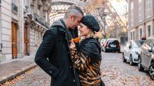 """Sandy e Lucas Lima mostram viagem a Paris: """"Melhor companhia para uma vida"""""""