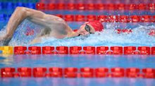 Team USA feels absence of Phelps, Lochte as Olympic 4x200 relay streak snapped