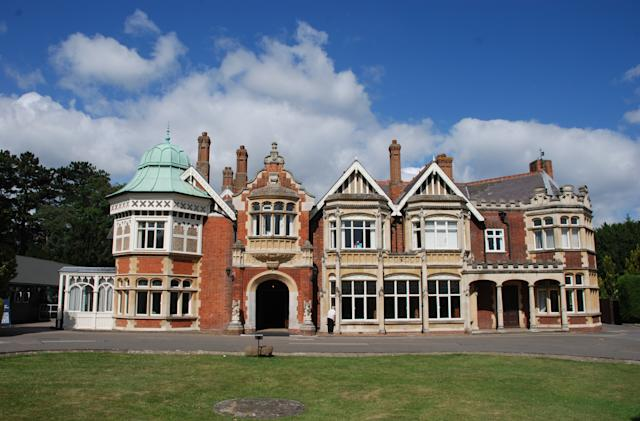 Facebook donates £1 million to WWII code-breaking site Bletchley Park