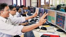Sensex closes at fresh record high, Nifty breaches 11,500 mark for first time