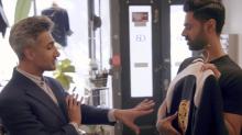 Tan From 'Queer Eye' Helps Hasan Minhaj Avoid Looking Like 'Indian Arsenio' on 'Patriot Act' — Watch